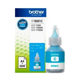 Botella brother BT5001C cyan
