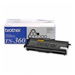 Toner brother TN360 negro