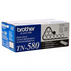 Toner brother TN580 negro