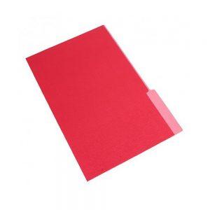 carpeta interna roja