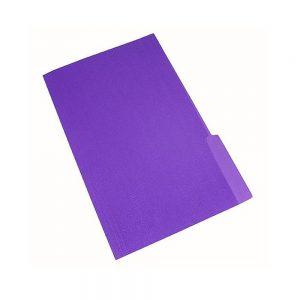 carpeta interna violeta