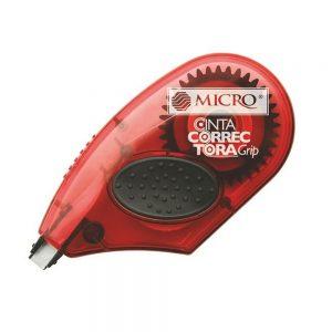 corrector cinta micro
