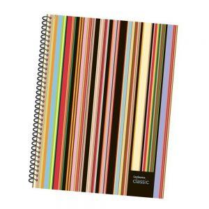 cuaderno classic 16x21