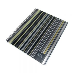 cuaderno classic metal a4