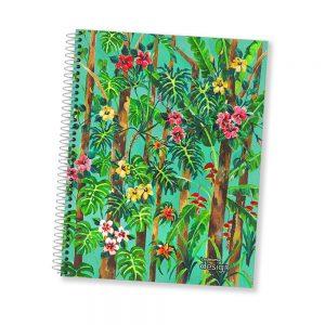 cuaderno a4 design