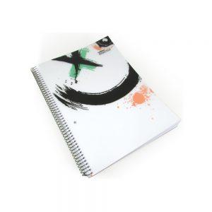 cuaderno essential a4 cuadriculado