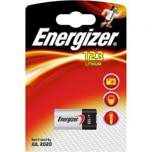bateria energizer 123