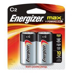 pila energizer mediana c2