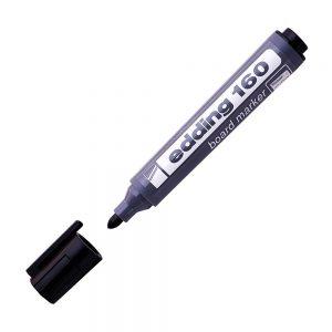 marcador edding 160 negro