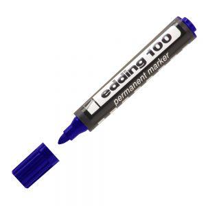 marcador eddig 100 azul