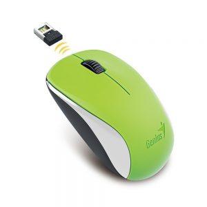 mouse genius inalambrico 7000 verde