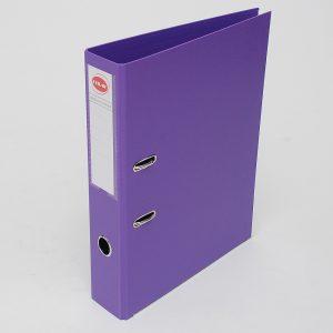 bibliorato forrado uo lomo 75cm oficio violeta