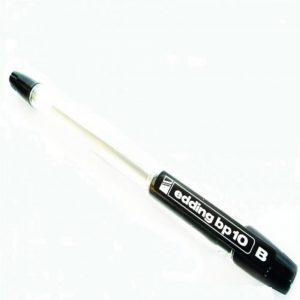 boligrafo edding bp10 negro