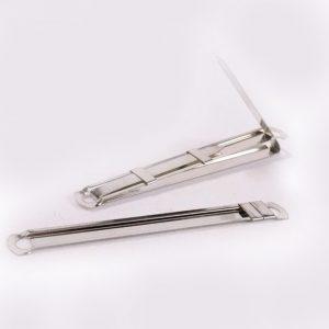 broches encuadernacion sifap velox metal 50 unidades