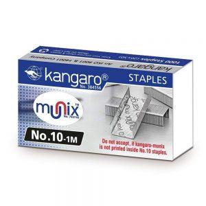 broches para abrochadora kangaro 10 caja x 1000