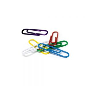 clips forrados color sifap n 6 x 50
