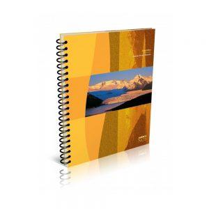 cuaderno america nos 16x21 espiral rayado