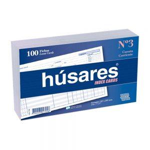 fichas cuenta corriente husares 1704 numero 3 x 100 fichas