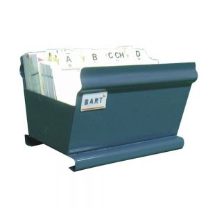 fichero metalico bart numero 2 para 300 fichas