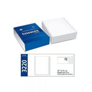 formulario continuo husares duplicado quimico 3220 500 formularios