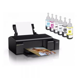 impresora fotografica epson i805 ecotank