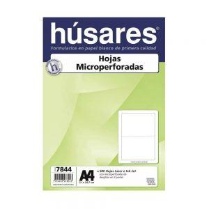 hojas microperforadas hosares a4 7844