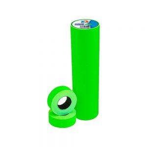 rollo etiquetadora de precios verde x 10