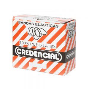 bandas elasticas credencial latex 1000gr