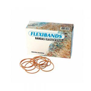 bandas elasticas flexiband latex x 500gr